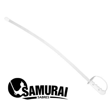 Samurai Sabre - White