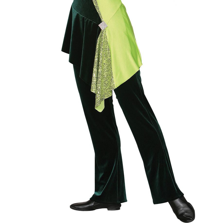 Guard Uniforms: Diamonte Pants