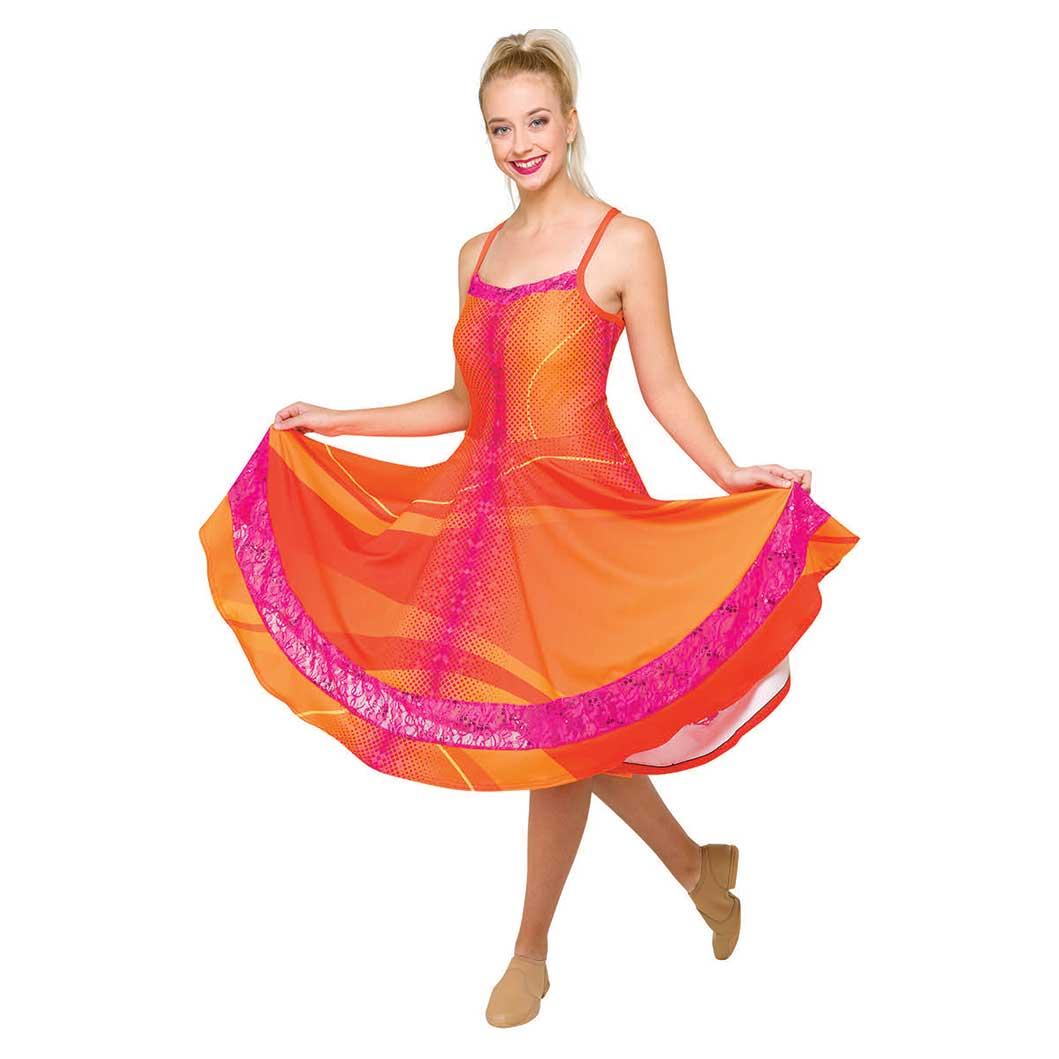 Digital Uniforms: 18450 Dress, Style CP051