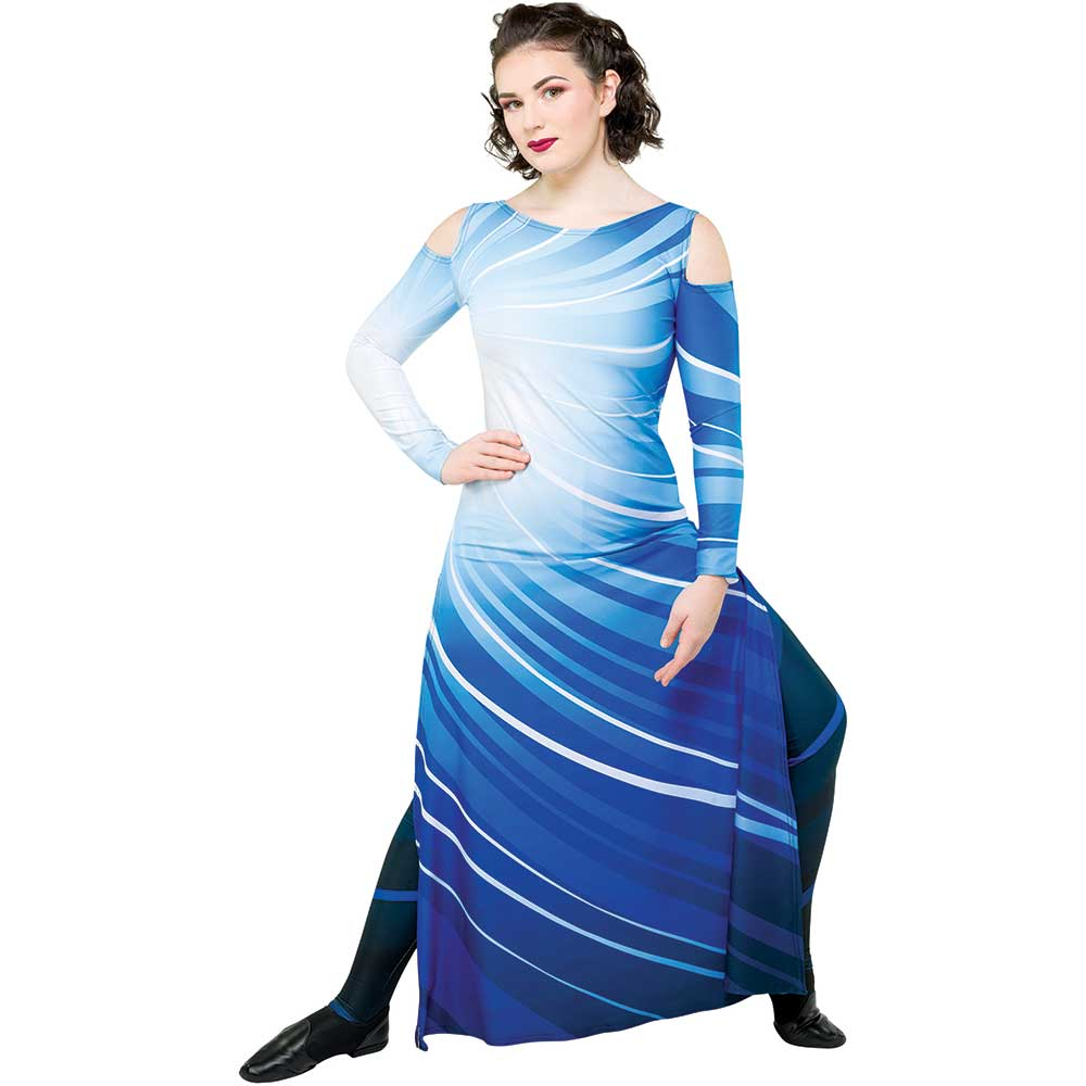 Digital Uniforms: 17400 Dress, Style CP076