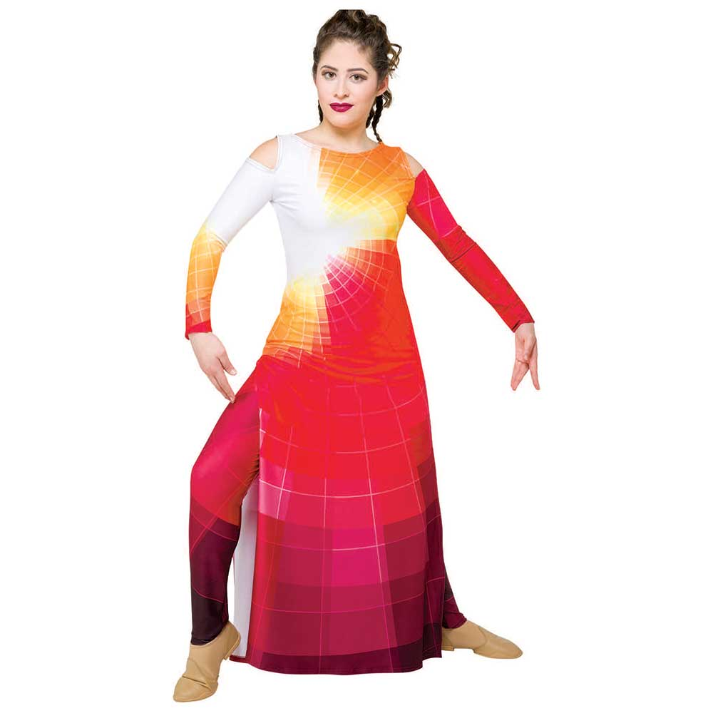 Digital Uniforms: 17400 Dress, Style CP077