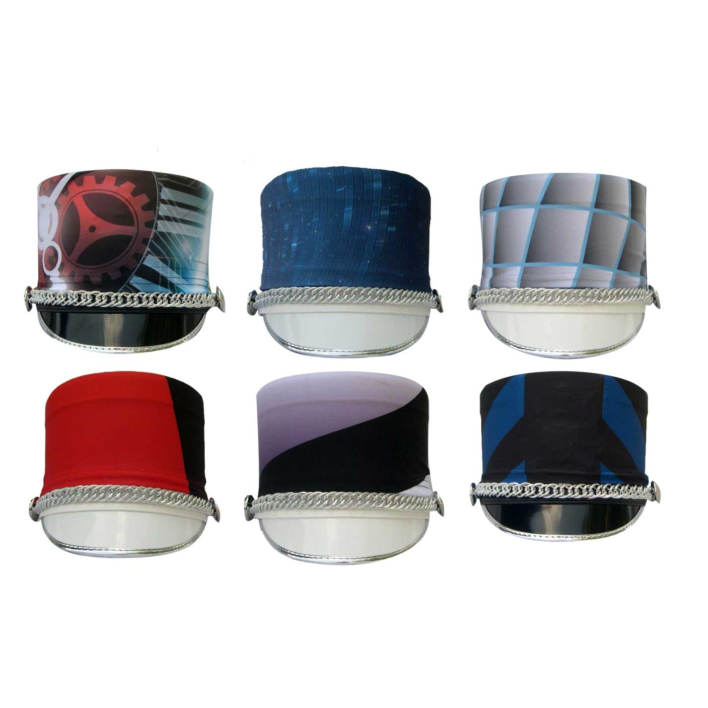 Digital Shako Slips