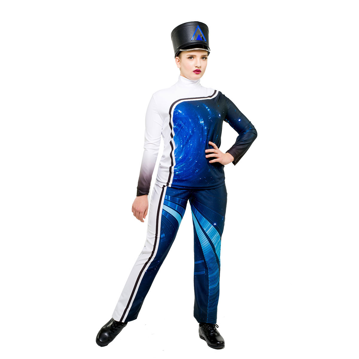 Digital Band Uniforms: Space