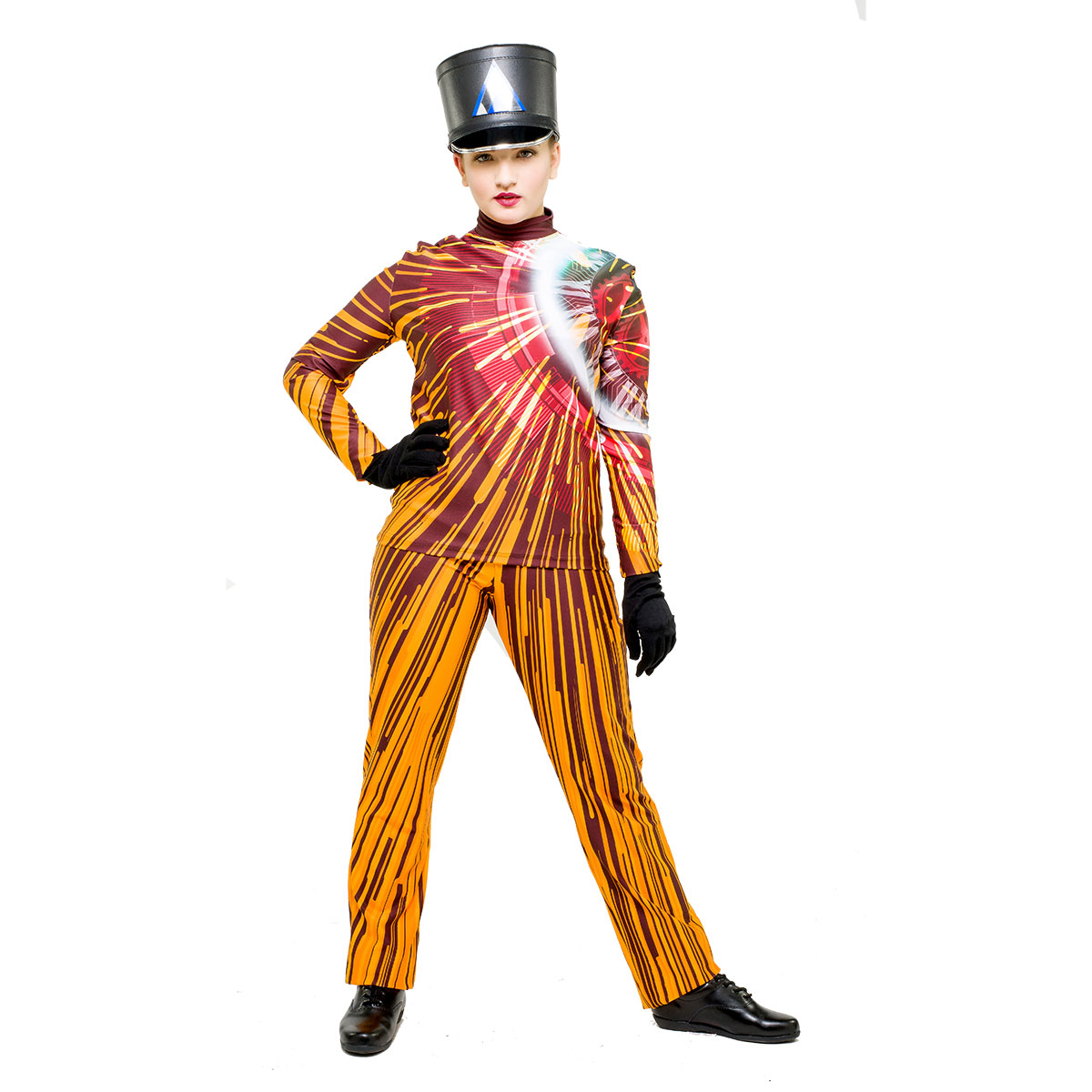 Digital Band Uniforms: Time