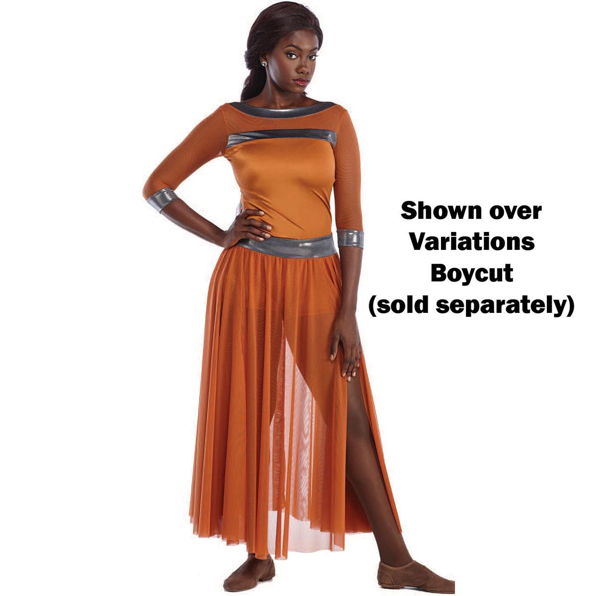 Guard Uniforms: Variations Long Skirt