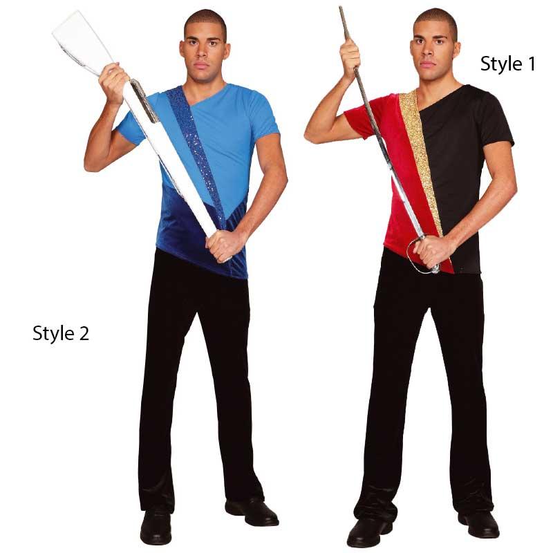 Guard Uniforms: Diamonte Male Shirt