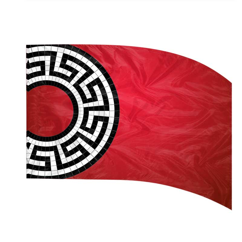 Made-to-Order Digital Flags: Style 1868