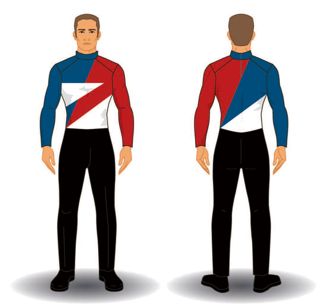 Digital Band Uniforms: Style 1902 Jacket