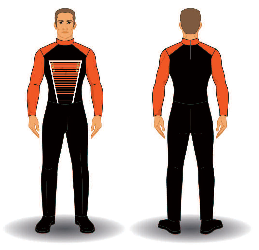Digital Band Uniforms: Style 1903 Jacket