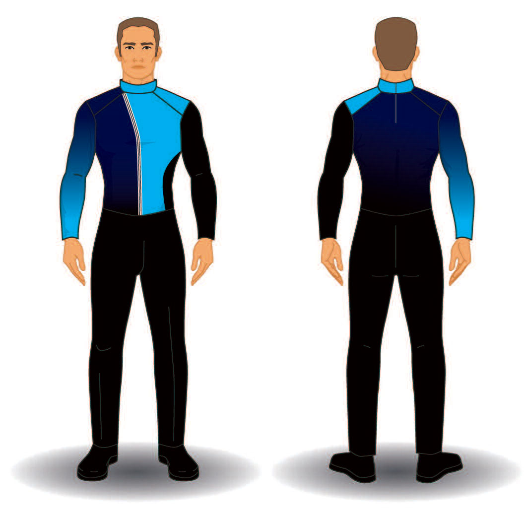 Digital Band Uniforms: Style 1904 Jacket