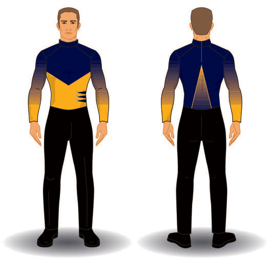 Digital Band Uniforms: Style 1907 Jacket