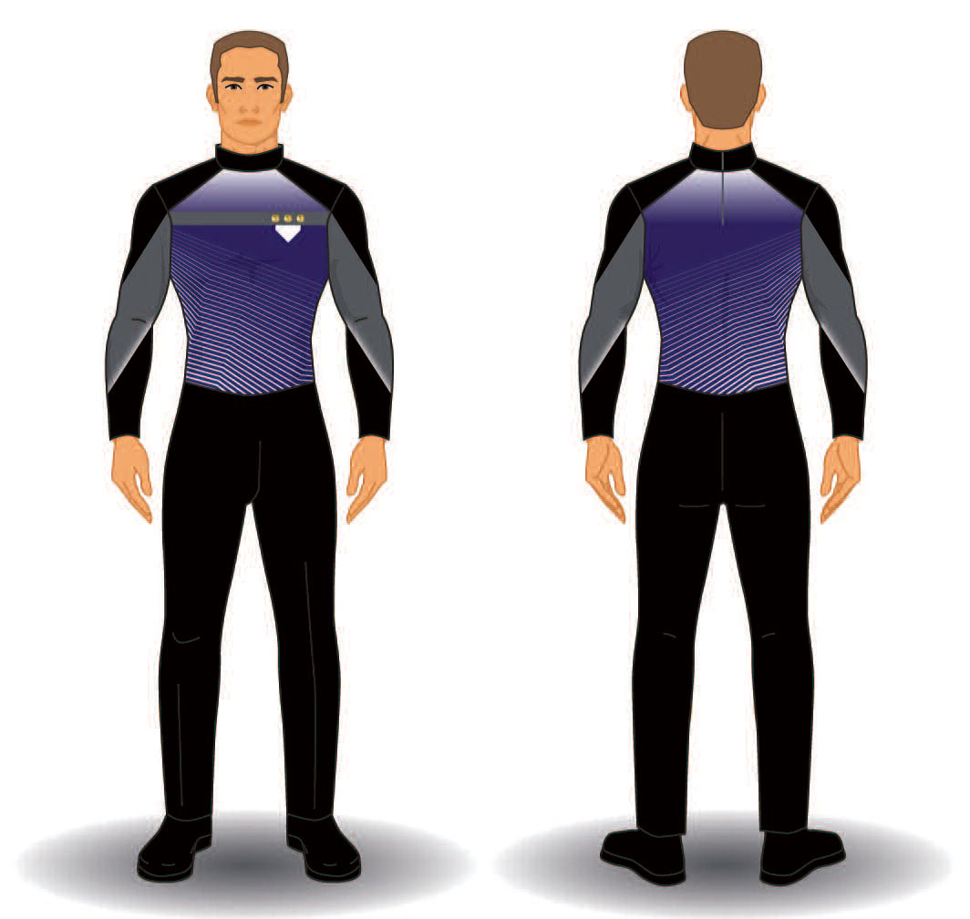 Digital Band Uniforms: Style 1908 Jacket