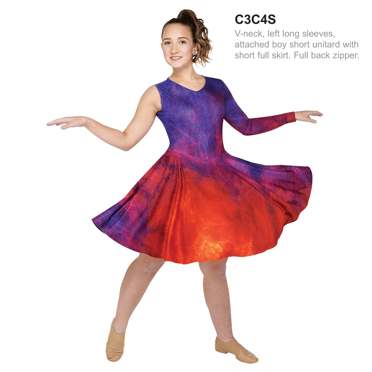 Options Collection:  C3C4S Dress