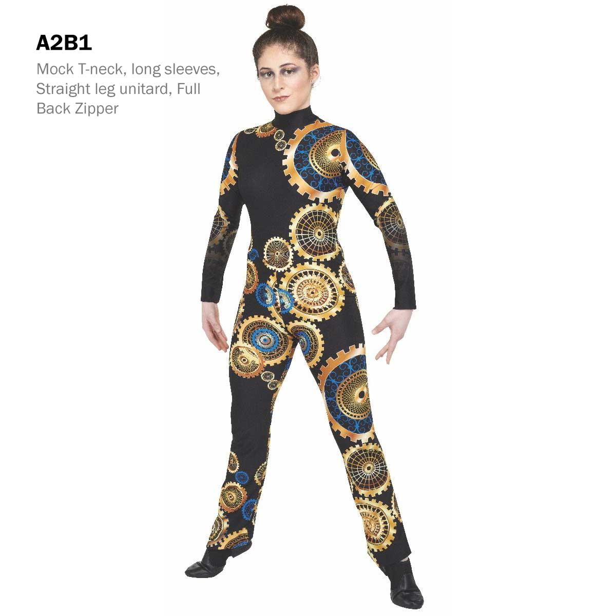 Options Collection:  A2B1 Unitard