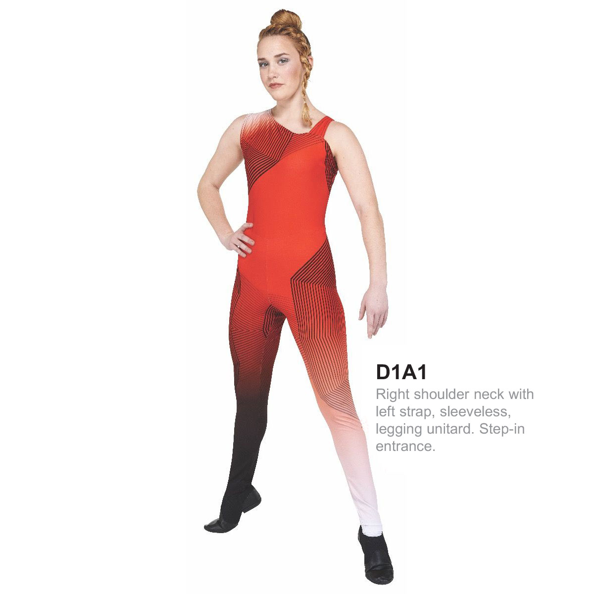 Options Collection:  D1A1 Unitard