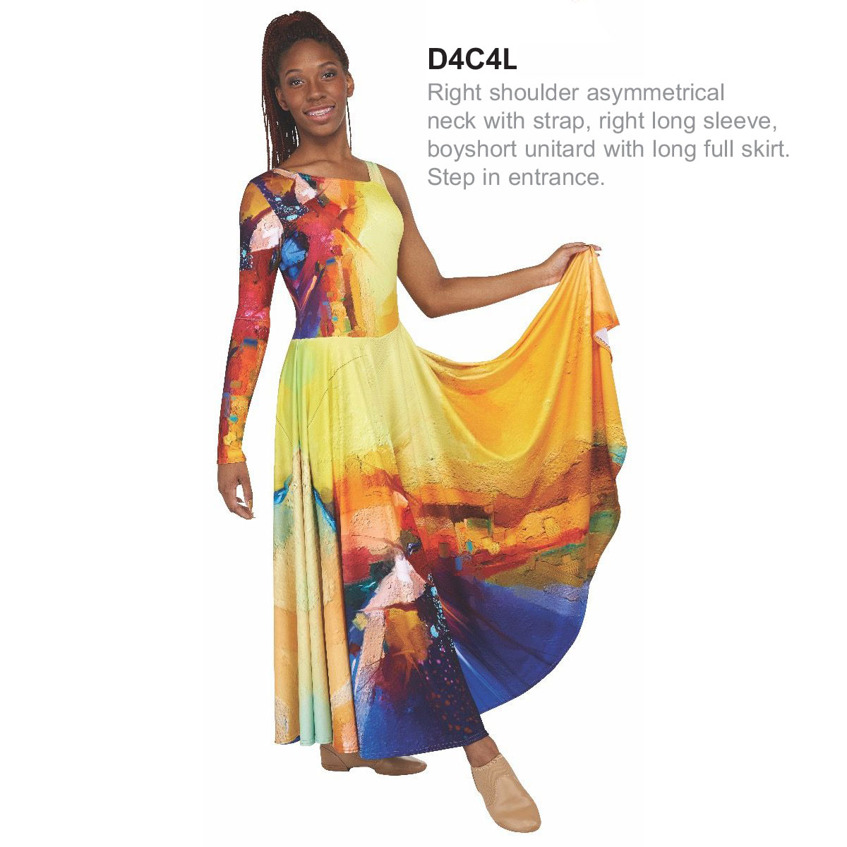 Options Collection:  D4C4L Dress