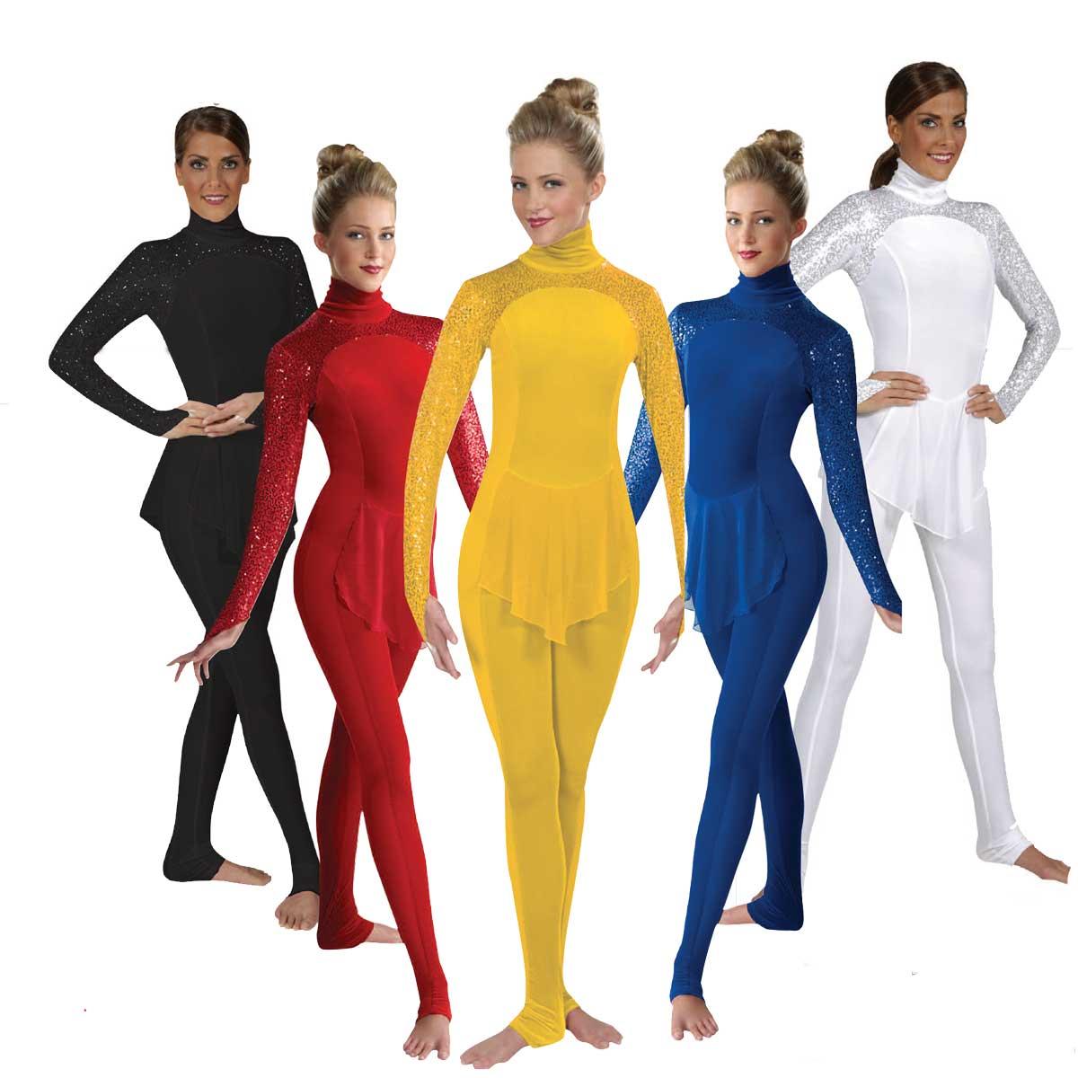 Guard Uniforms: Luminous Unitard