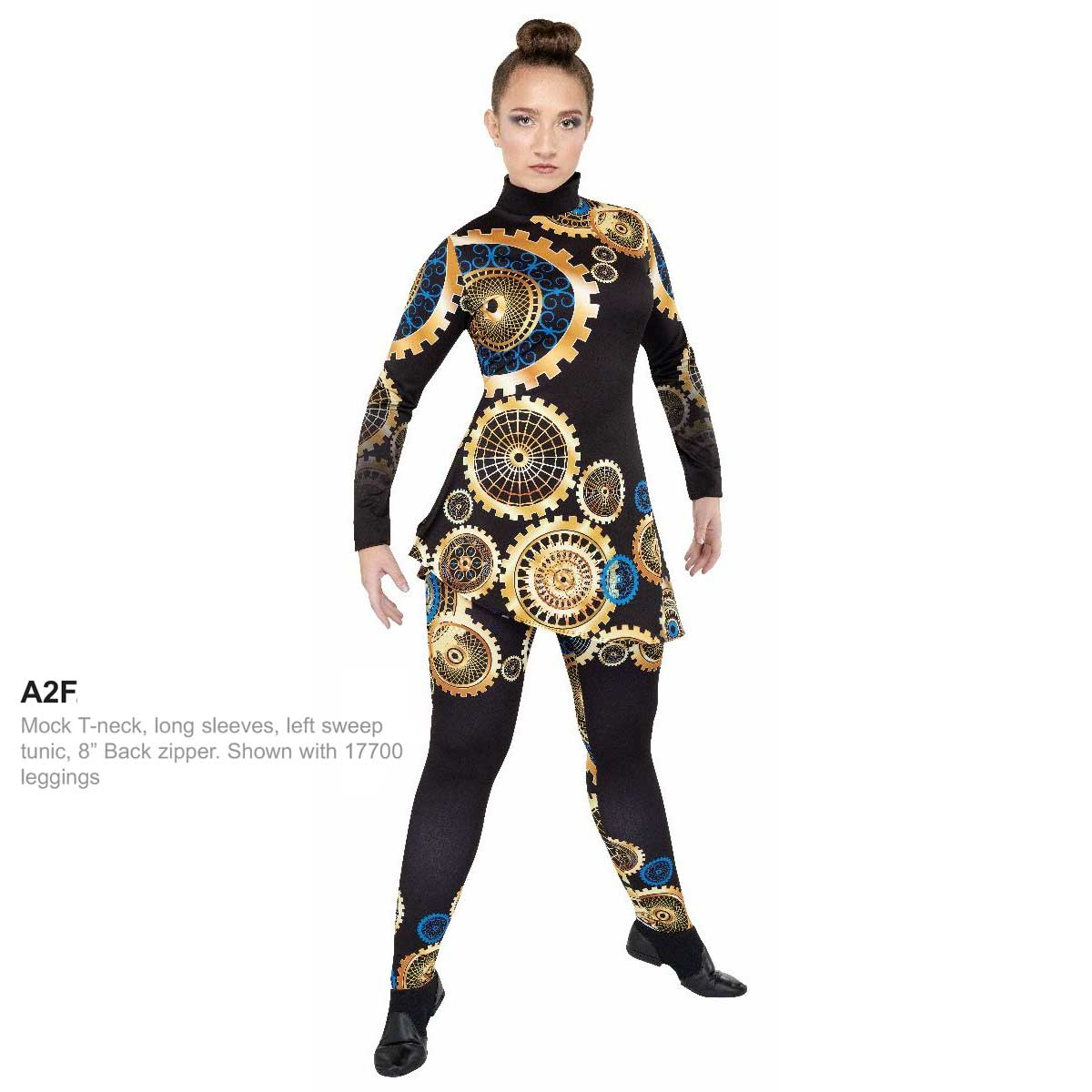 Options Collection:  A2F Tunic