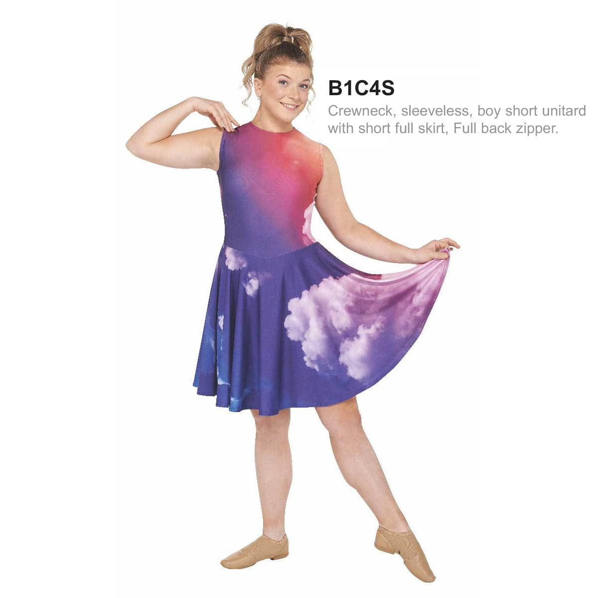 Options Collection:  B1C4S Dress