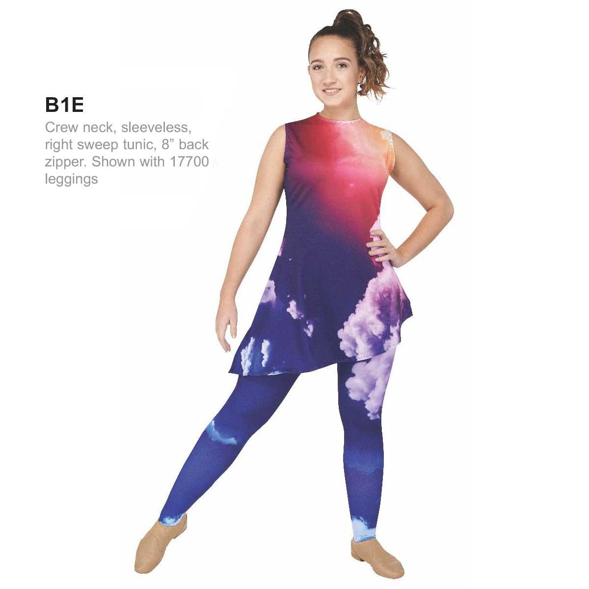 Options Collection:  B1E Tunic