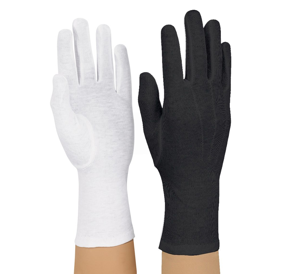 Long-Wrist Nylon Gloves