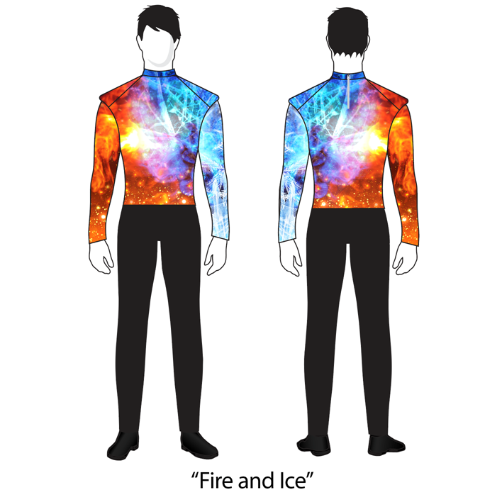 Digital Band Uniforms: Style 2005