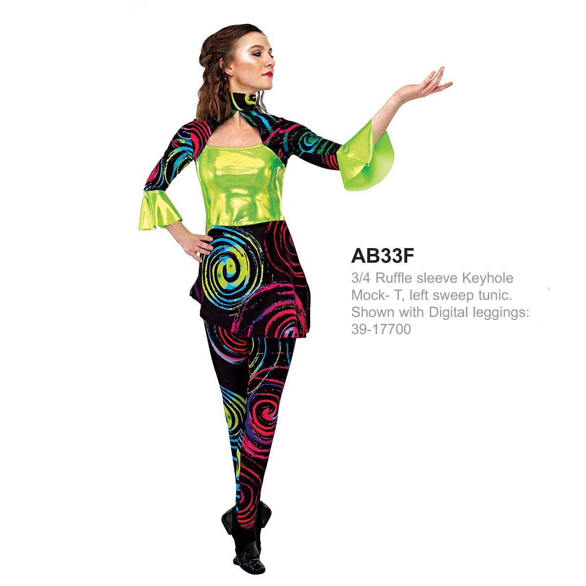 Configure Collection:  AB33F Tunic