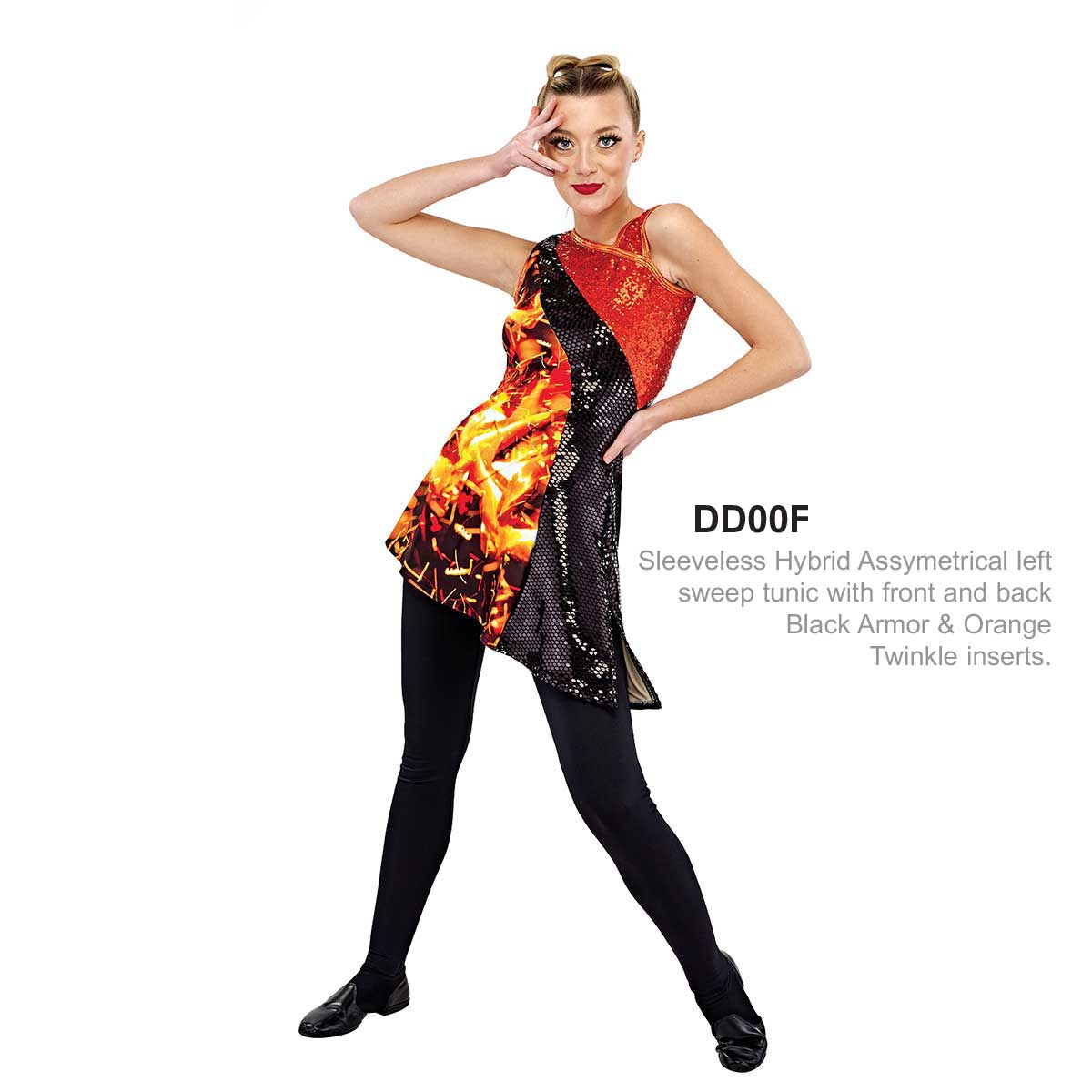 Configure Collection:  DD00F Tunic