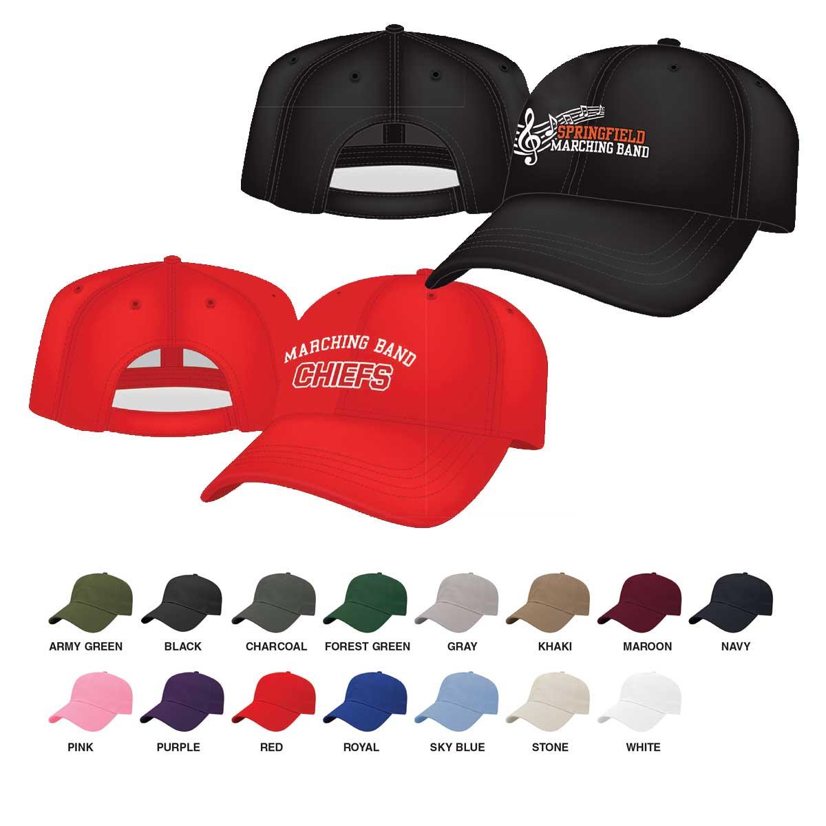 Band Caps