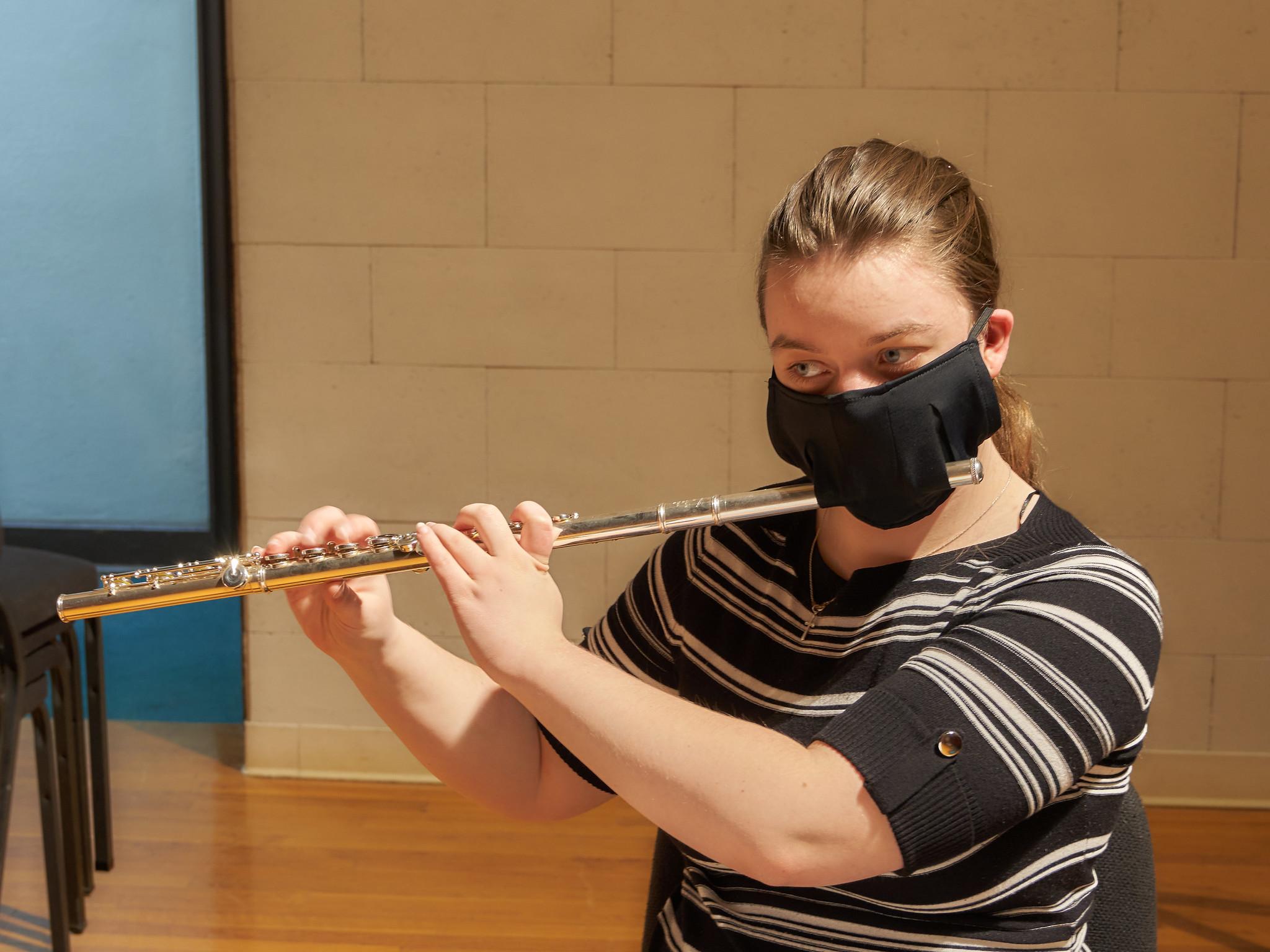 Performance Masks